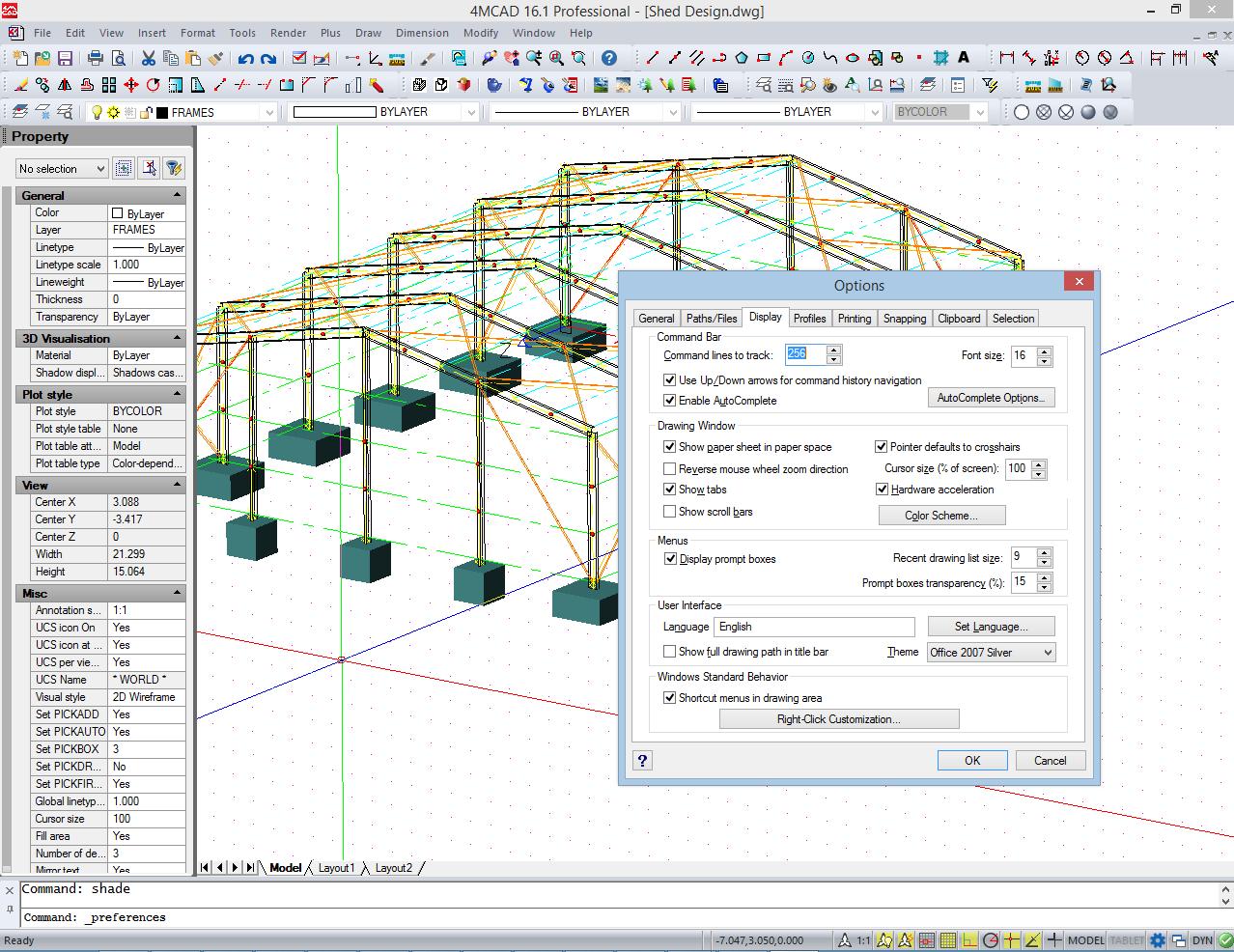 4m 4mcad Drawing Hvac Systems Using Autocad Mep 1 2 3 4 5 6